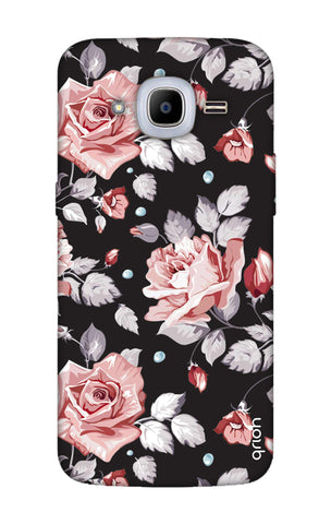 Shabby Chic Floral Samsung J2 2016 Cases & Covers Online