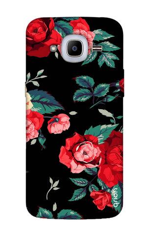 Wild Flowers Samsung J2 2016 Cases & Covers Online