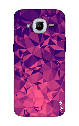 Purple Diamond Samsung J2 2016 Cases & Covers Online
