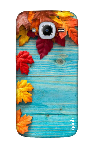 Fall Into Autumn Samsung J2 2016 Cases & Covers Online