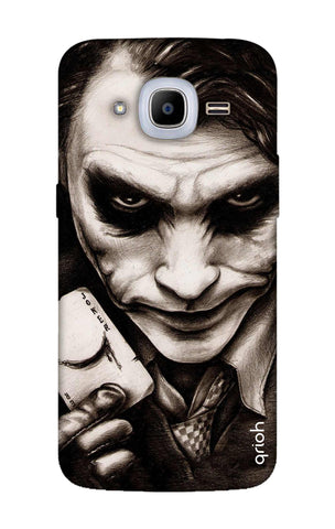 Why So Serious Samsung J2 2016 Cases & Covers Online