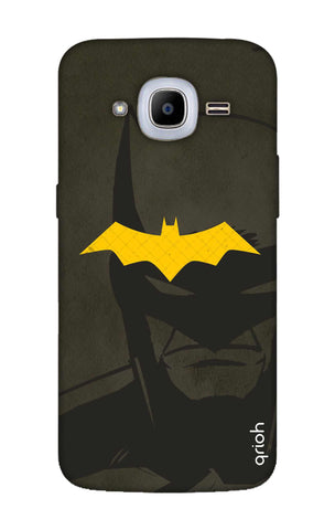 Batman Mystery Samsung J2 2016 Cases & Covers Online