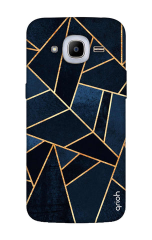 Abstract Navy Samsung J2 2016 Cases & Covers Online