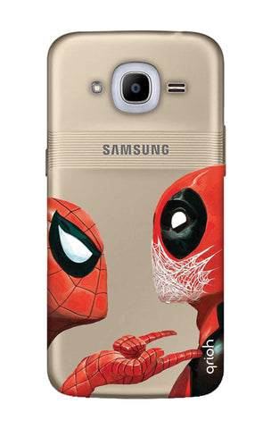 Sup Deadpool Samsung J2 2016 Cases & Covers Online