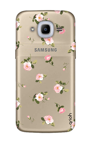 Pink Rose All Over Samsung J2 2016 Cases & Covers Online