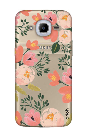 Painted Flora Samsung J2 2016 Cases & Covers Online