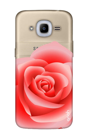 Peach Rose Samsung J2 2016 Cases & Covers Online