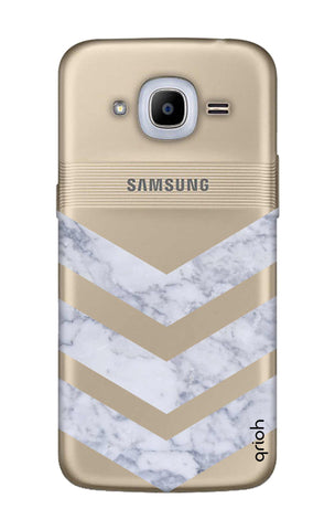 Marble Chevron Samsung J2 2016 Cases & Covers Online
