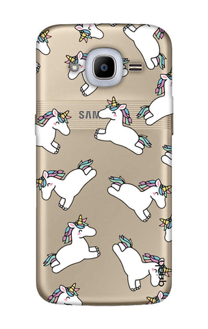 Jumping Unicorns Samsung J2 2016 Cases & Covers Online