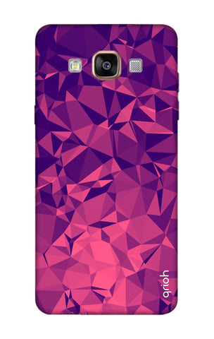 Purple Diamond Samsung A9 Pro Cases & Covers Online