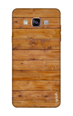 Natural Wood Samsung A9 Pro Cases & Covers Online