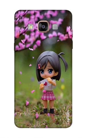 Cute Girl Samsung A9 Pro Cases & Covers Online