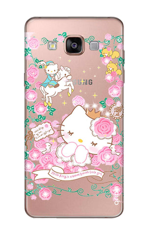 Sleepy Kitty Samsung A9 Pro Cases & Covers Online