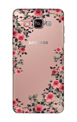 Floral French Samsung A9 Pro Cases & Covers Online