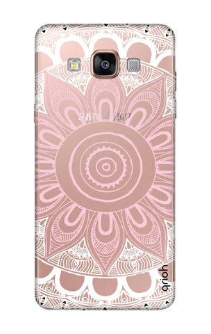 Pink Mandala Samsung A9 Pro Cases & Covers Online