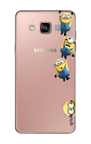 Falling Minions Samsung A9 Pro Cases & Covers Online