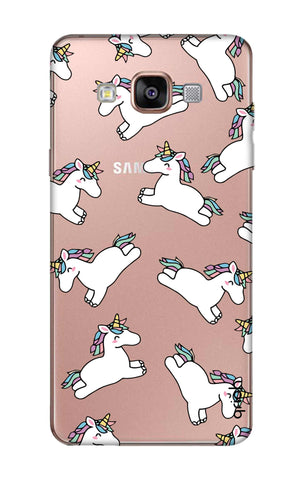 Jumping Unicorns Samsung A9 Pro Cases & Covers Online