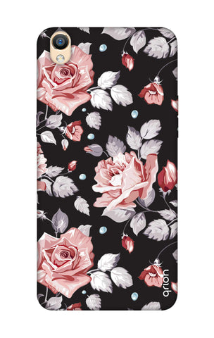 Shabby Chic Floral Oppo F1 Plus Cases & Covers Online