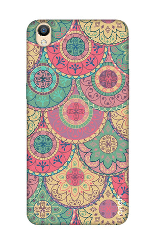 Colorful Mandala Oppo F1 Plus Cases & Covers Online