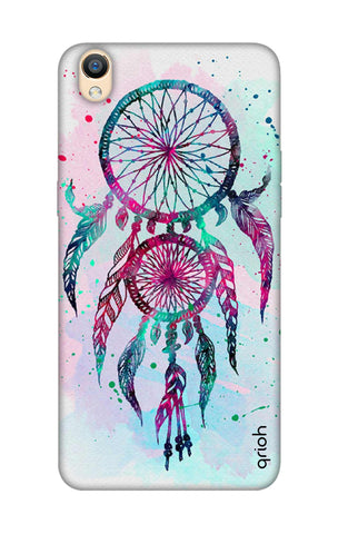Dreamcatcher Feather Oppo F1 Plus Cases & Covers Online