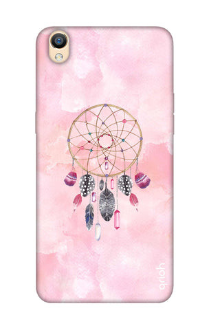 Pink Dreamcatcher Oppo F1 Plus Cases & Covers Online