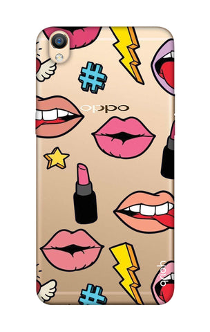 Makeup Doodle Oppo F1 Plus Cases & Covers Online
