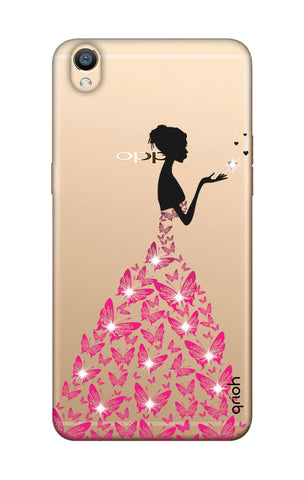 Princess Case With Heart Oppo F1 Plus Cases & Covers Online