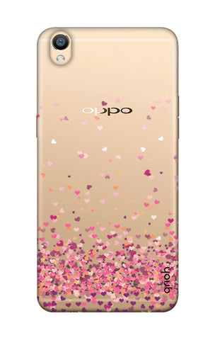 Cluster Of Hearts Oppo F1 Plus Cases & Covers Online