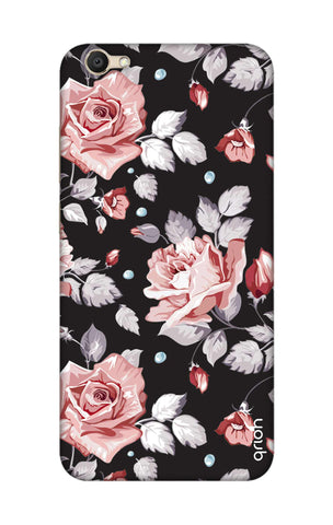 Shabby Chic Floral Vivo V5S  Cases & Covers Online
