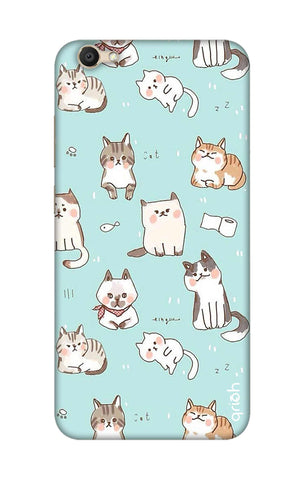 Cat Kingdom Vivo V5S  Cases & Covers Online
