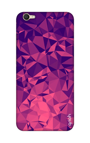 Purple Diamond Vivo V5S  Cases & Covers Online