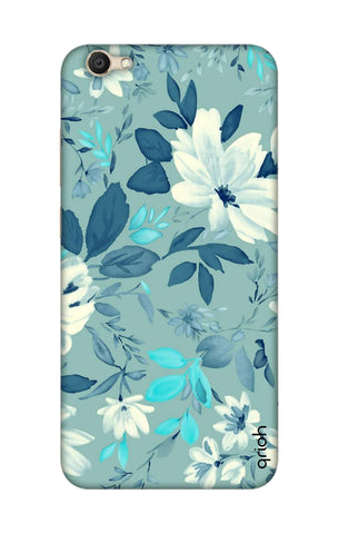 White Lillies Vivo V5S  Cases & Covers Online