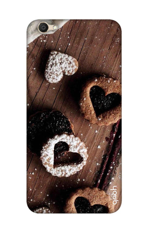 Heart Cookies Vivo V5S  Cases & Covers Online
