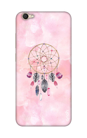 Pink Dreamcatcher Vivo V5S  Cases & Covers Online