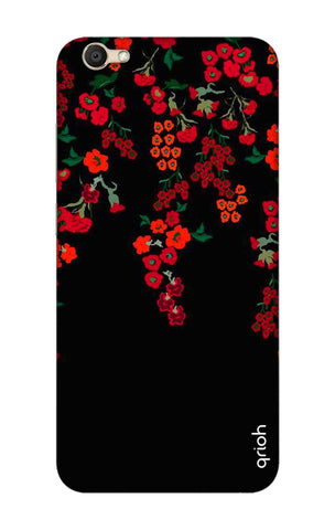 Floral Deco Vivo V5S  Cases & Covers Online