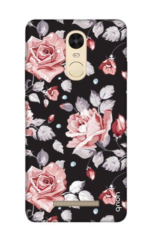 Shabby Chic Floral Xiaomi Redmi Note 3 Cases & Covers Online