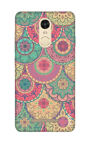 Colorful Mandala Xiaomi Redmi Note 3 Cases & Covers Online