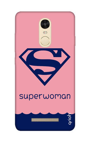 Be a Superwoman Xiaomi Redmi Note 3 Cases & Covers Online