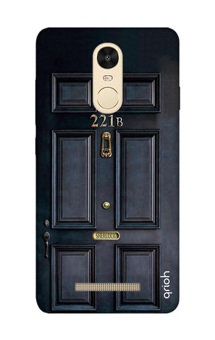 Baker Street Door Xiaomi Redmi Note 3 Cases & Covers Online