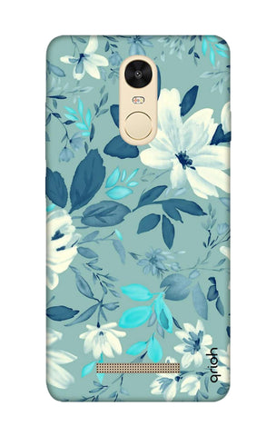 White Lillies Xiaomi Redmi Note 3 Cases & Covers Online