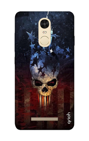 Star Skull Xiaomi Redmi Note 3 Cases & Covers Online