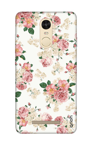 Floral Pattern Xiaomi Redmi Note 3 Cases & Covers Online
