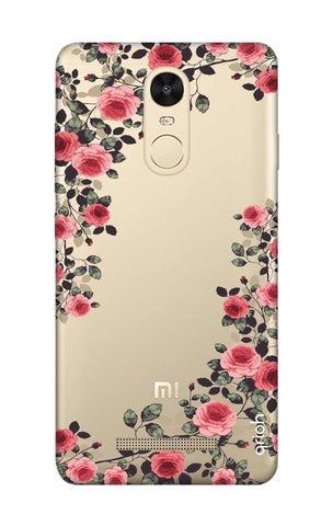 Floral French Xiaomi Redmi Note 3 Cases & Covers Online