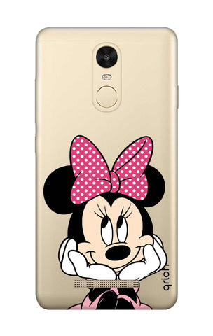 Minnie In Deep Thinking Xiaomi Redmi Note 3 Cases & Covers Online