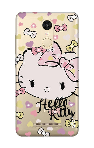 Bling Kitty Xiaomi Redmi Note 3 Cases & Covers Online