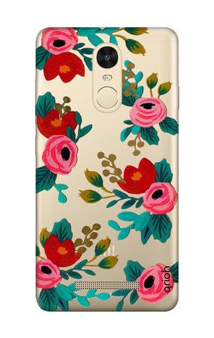 Red Floral Xiaomi Redmi Note 3 Cases & Covers Online