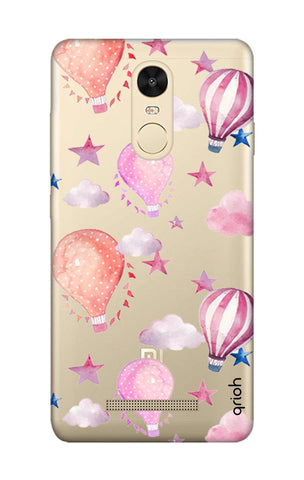 Flying Balloons Xiaomi Redmi Note 3 Cases & Covers Online