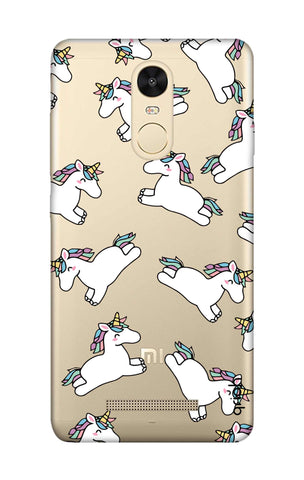 Jumping Unicorns Xiaomi Redmi Note 3 Cases & Covers Online