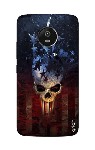 Star Skull Motorola Moto G5 Cases & Covers Online
