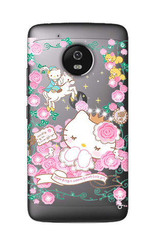 Sleepy Kitty Motorola Moto G5 Cases & Covers Online
